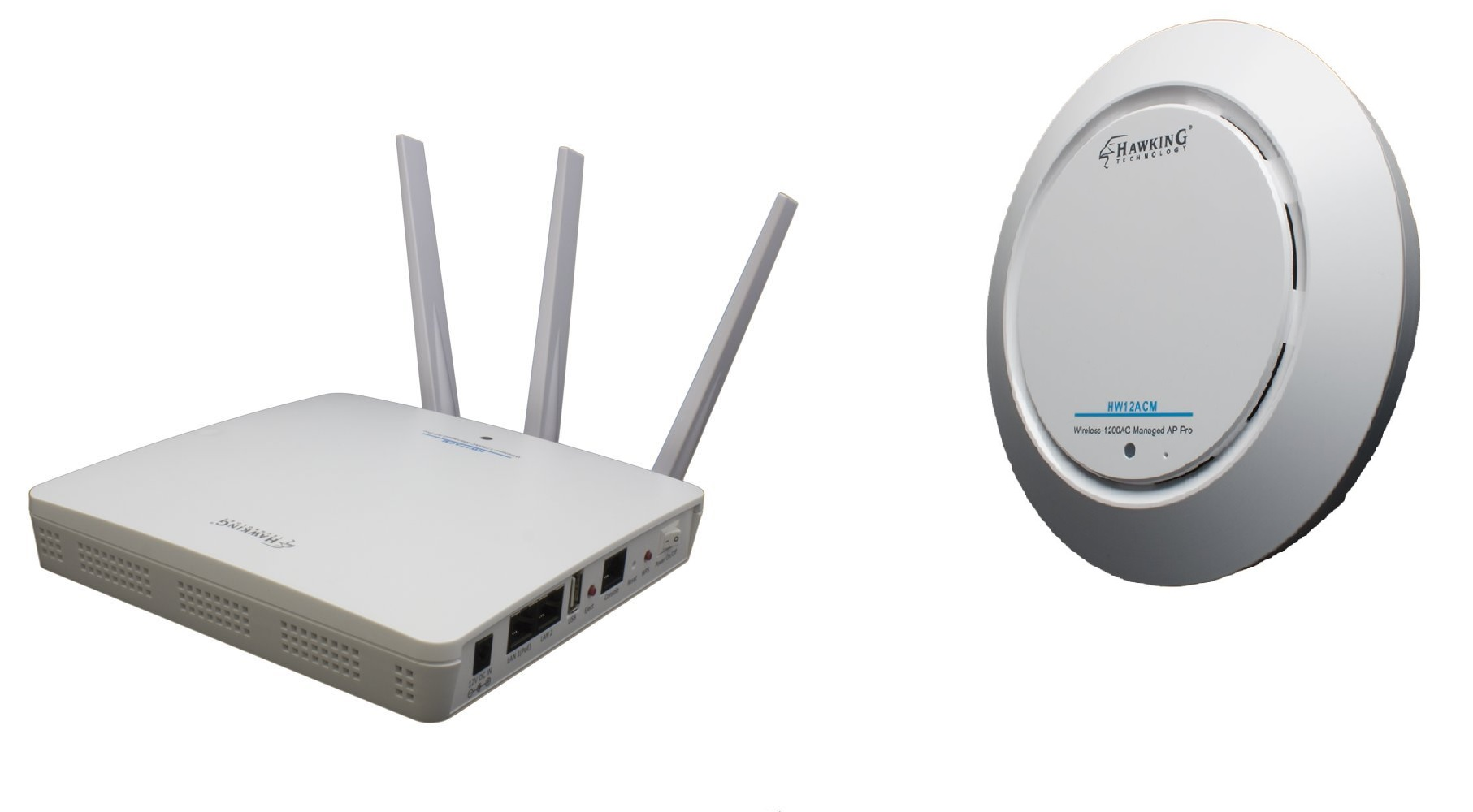 Whole Office WDS Wi-Fi System II: HW17ACM+HW12ACM